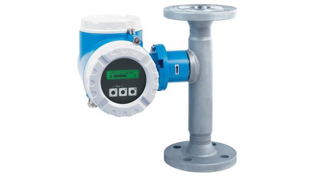 Proline t-mass 65F Thermal mass flowmeter -