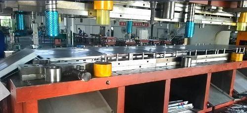 Machine à laver à rouleaux - Tube intérieur de machine à laver à rouleaux