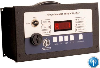 Wireless Torque Wrenches - PTV-FM