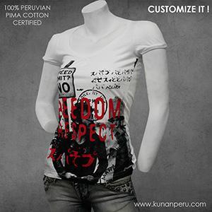 camisetas 100% algodon pima  - camiseta 100% algodon pima 150gr. OEM