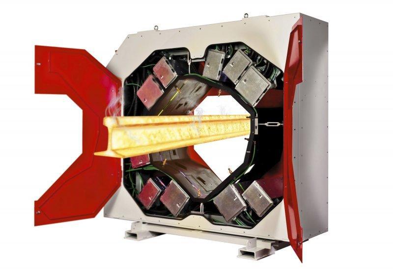 表面检测和轮廓测量系统 OSIRIS - 长材表面缺陷和尺寸精度的在线测量