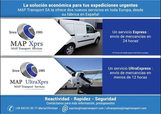 Services Xpress - Service Express et UltraExpress
