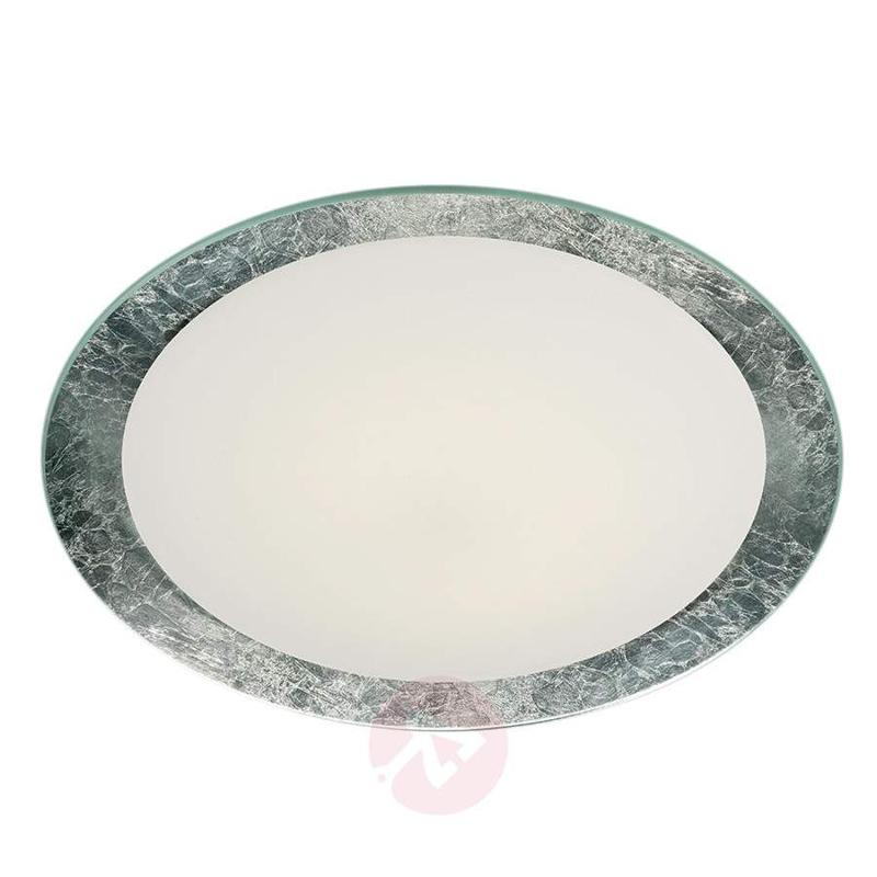 Vancouver - silver coloured LED ceiling light - Ceiling Lights