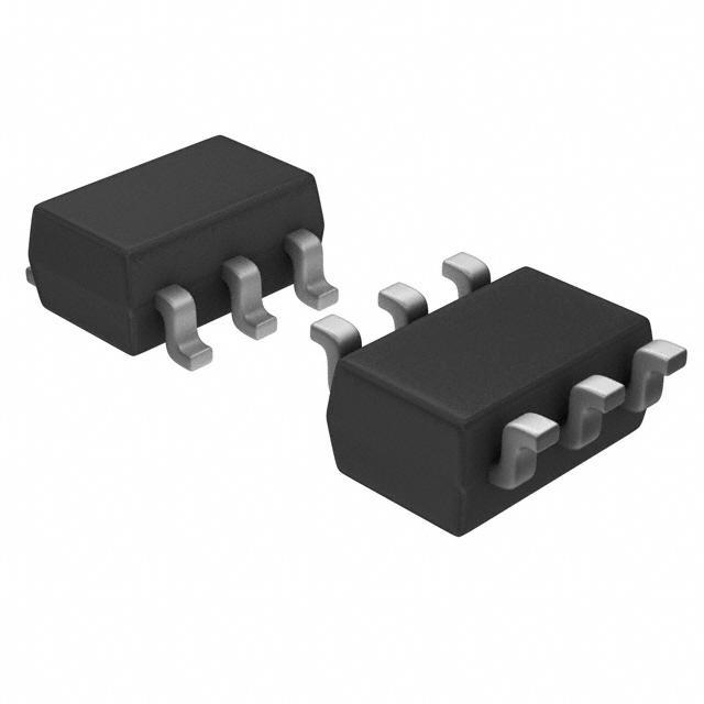 TRANS 2NPN 50V 0.5A MINI6 - Panasonic Electronic Components DMC204020R