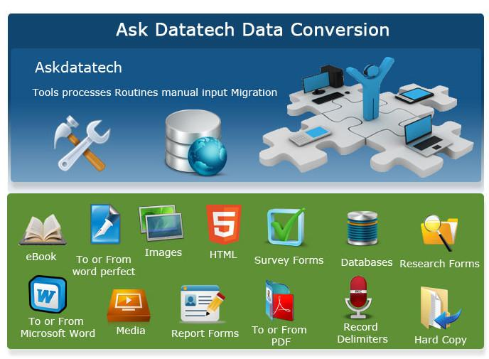 Data Capture and Data Extraction Services