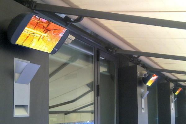 Heliosa 66 terrasverwarming - Star Progetti terrasverwarming