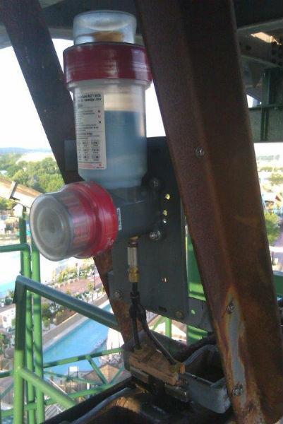 Titan Oiler  - sistema de lubricación de aceite