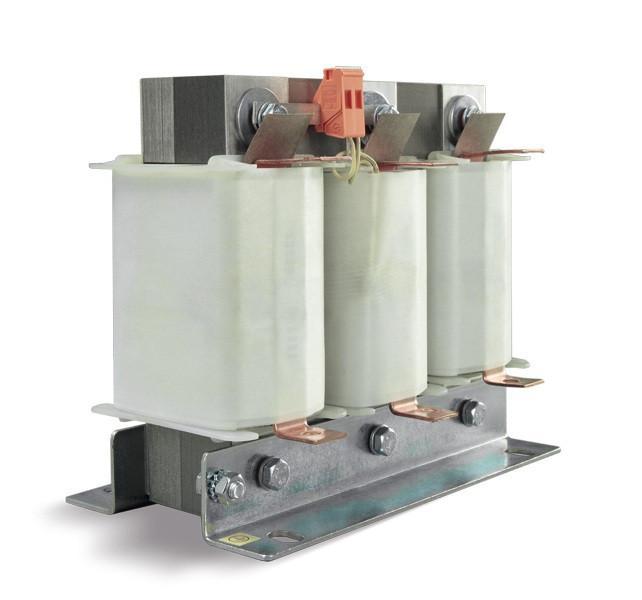 ELR™ Line Reactors - ELRTM Line Reactors made of high-class transformer sheets