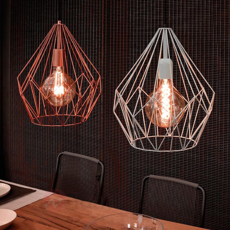 Carlton - une suspension dans le style vintage - Cuisine et salle à manger