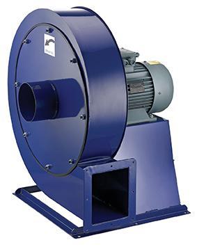 ORB - Robuster Radialventilator mit mittlerer Pressung