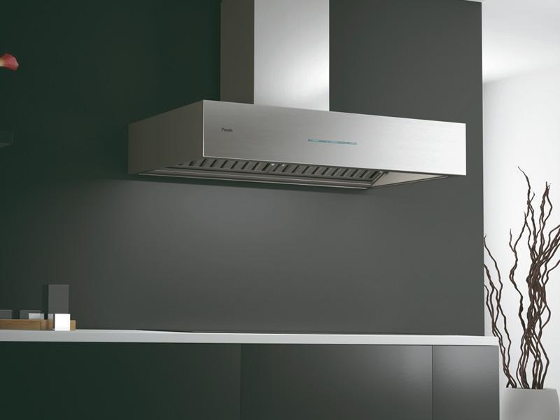 Design cooker hood P-1001 - Industrial design