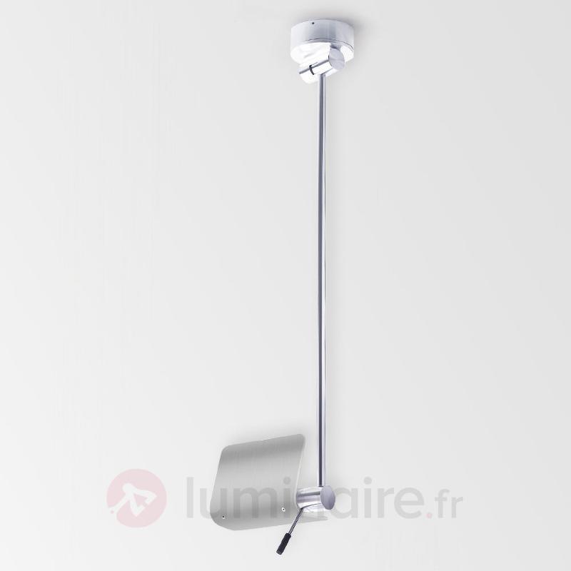 Fine suspension en aluminium Attik alu - Toutes les suspensions
