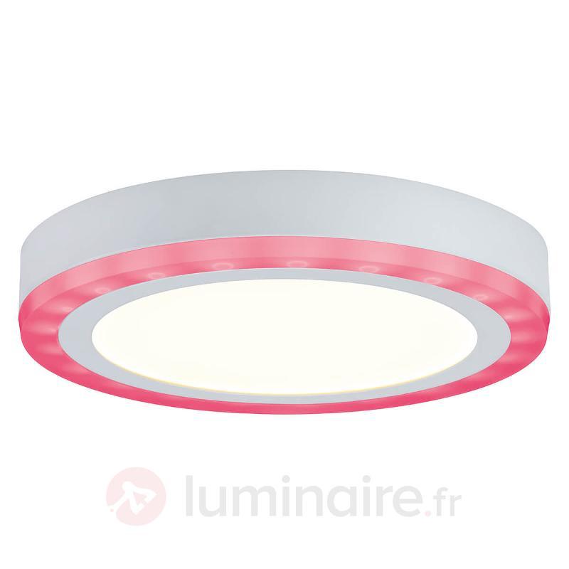 Plafonnier LED Sol avec changement de couleur RGB - Plafonniers LED