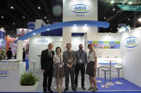 Aveve - VIV Asia Bangkok - Project - Salon : VIV Asia Bangkok