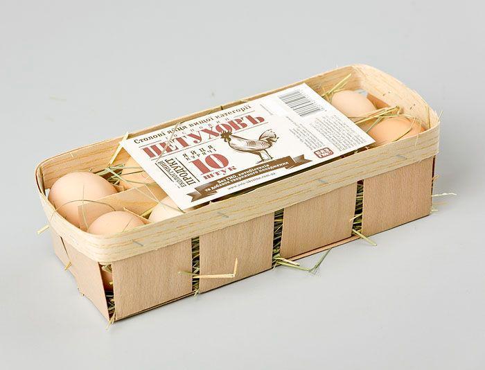 упаковка деревянная для яиц - лукошки с ручками и без, корзинки с ручками и без