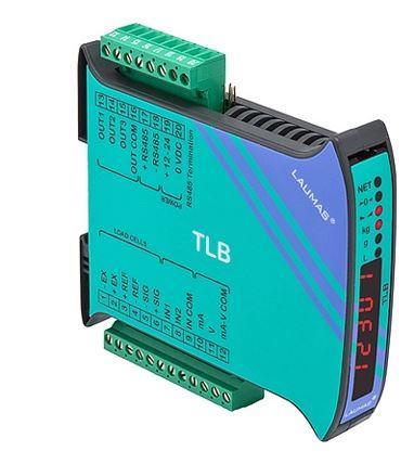 TLB - TRASMETTITORE DI PESO ANALOGICO E DIGITALE ( RS485 )