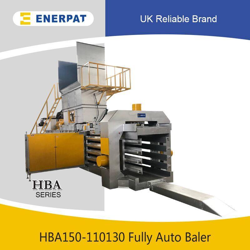 OCC Fully Automatic Horizontal Baler   Fully Automatic baler - Horizontal Baler Fully Auto Horizontal Baler