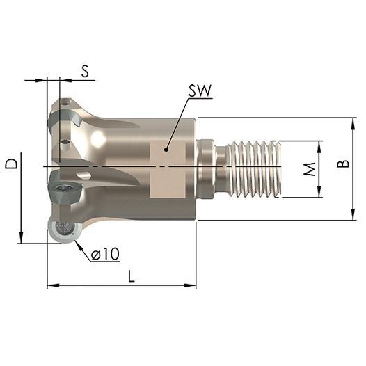 KEF-20-28-M10-510-2 - null