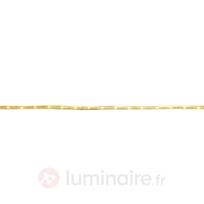 Tube lumineux Ropelight 6 m transparent - Tubes lumineux