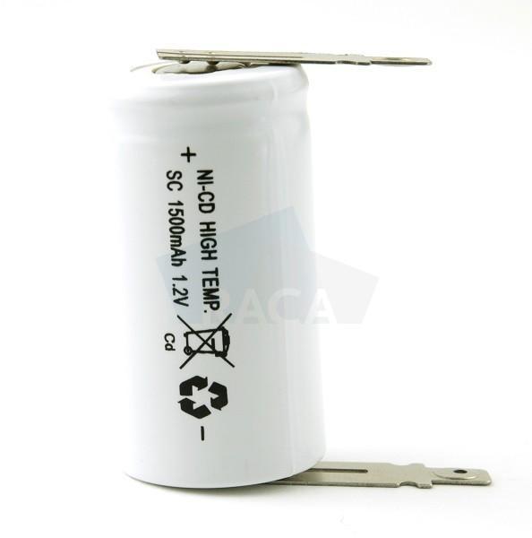 Emergency lighting battery pack  - 1,2V / 1,5 Ah, Sub -  NOVEL115F