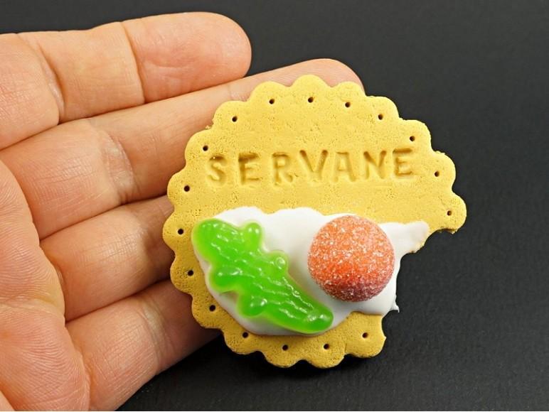 Magnet ou badge  personnalisé