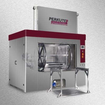 Frontloader Parts Cleaning Machine Clean-o-mat Rhönrad