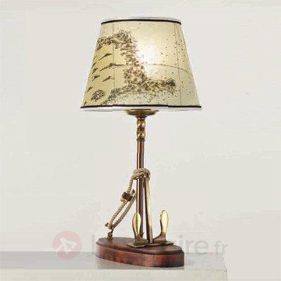 Jolie lampe à poser Nautica - Lampes à poser classiques, antiques
