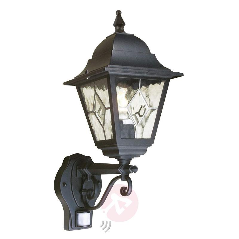 Lead glazed outdoor wall lamp Norfolk - Outdoor Wall Lights