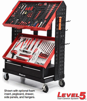 Snap-on Level 5™  5S DUAL VCC