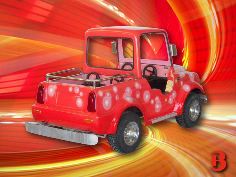 CAR - Track Ride