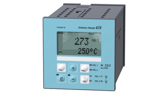analyse liquides produits - transmetteur oxygene dissous COM223