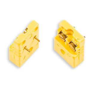 PCB Connector Miniature Flat Mounting (CMJ-XXPF) - Panel Jack