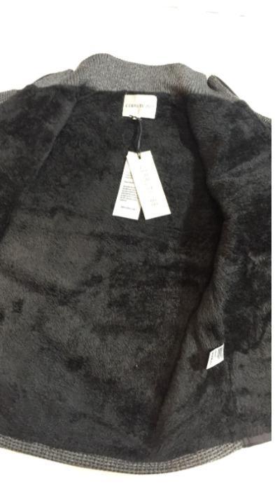 Blouson Cerruti Homme Fourré Noir Lot de 8 Prix 32€ HT - Blouson Cerruti Homme Fourré Noir Lot de 8 Prix 32€ HT