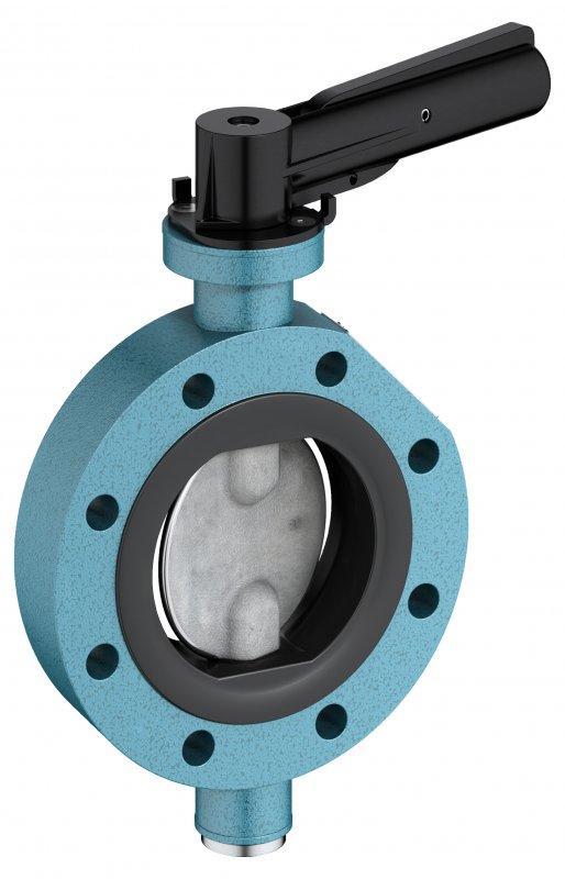 Válvula de cierre y control tipo TW 80/TW 100 - Construcción de camiones cisterna según EN14432.