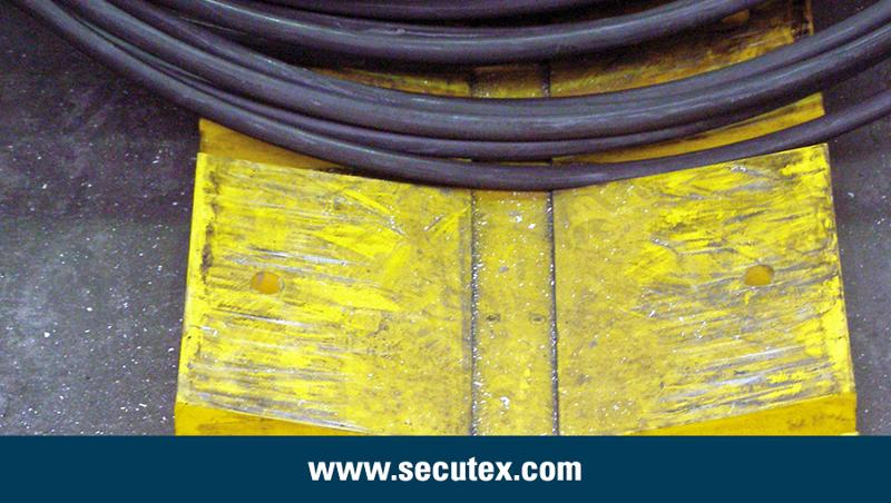Secutex Mat With Cross Grooves - null