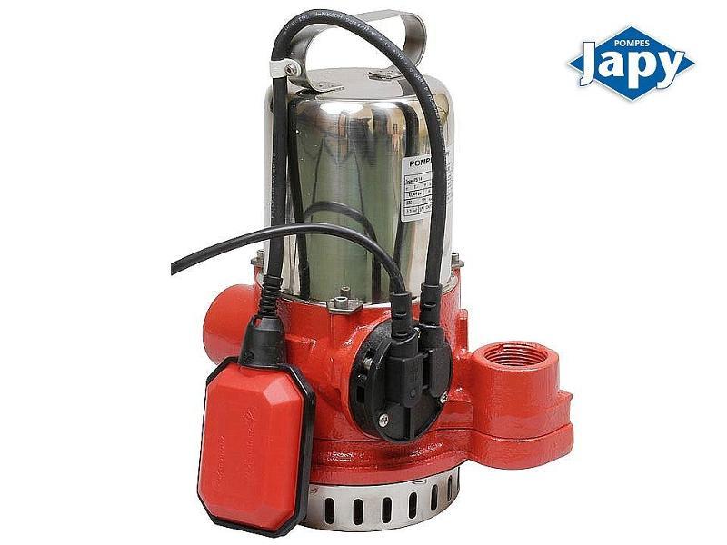 Pompe submersible pour relevage d'eau claire - PS14 - null