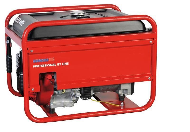 POWER GENERATOR for Professional users - ESE 606 HS-GT ES