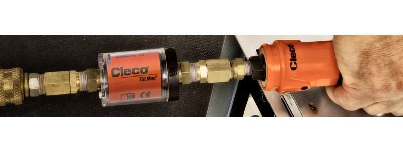 Cleco Tulman compteur électronique - Cleco Tulman compteur électronique pour des appareils pneumatiques