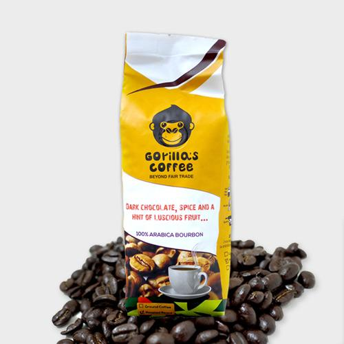 Gorillas Coffee 250g, 500g, 1Kg