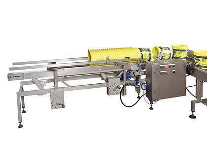 machines - emmerlijnen - Emmerontstapelaar