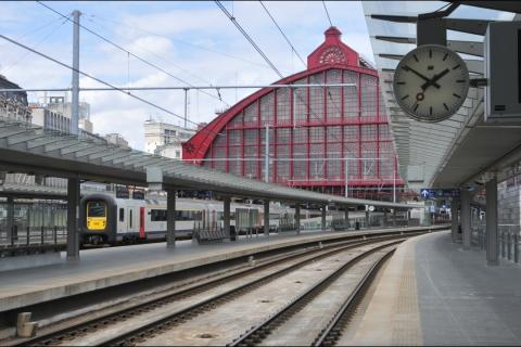 Belgium by Train – Train World Group Tours - Service- Tour operator