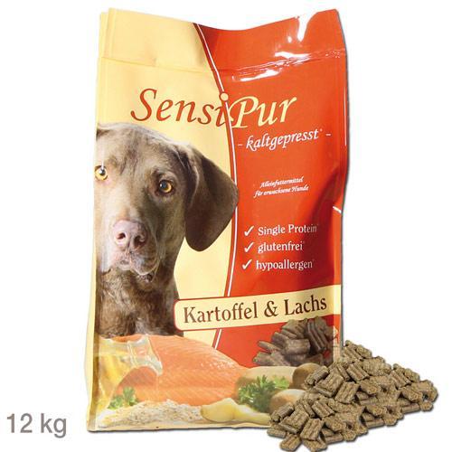 Greenhound SensiPur - Das NEUE, völlig andere Hundefutter!