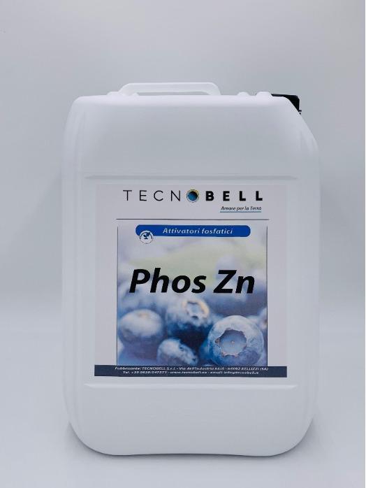 Phos Zn - Pflanzen Widerstand Induktion mit Zink