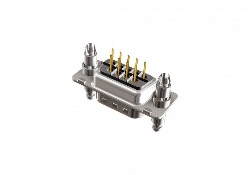 D-SUB Hood CONEC SnapLock - D-SUB Hood CONEC SnapLock quick lock locking system