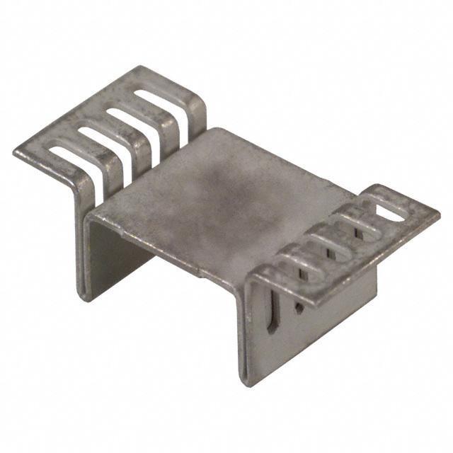 "HEATSINK D2PAK .4"" HIGH SMD - Aavid Thermalloy 573300D00010G"