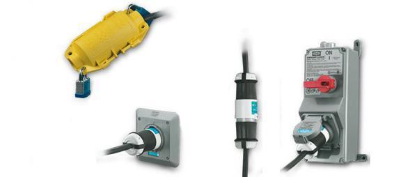 Connecteurs - Connecteurs Hubbell
