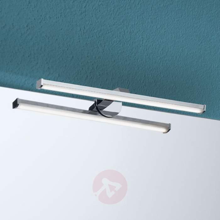 Slim LED mirror light Levon - Wall Lights