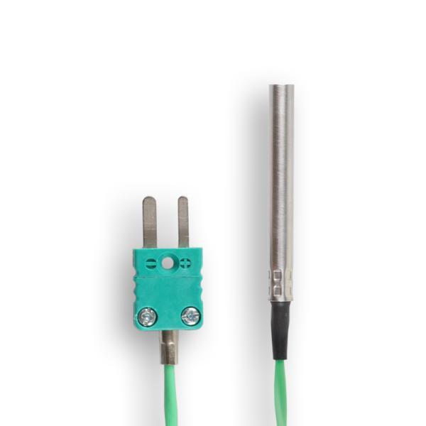 Sheathing tube | Teflon | Type K - Sheathing-tube thermocouples