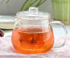 GLASS TEAPOT  - 500ML