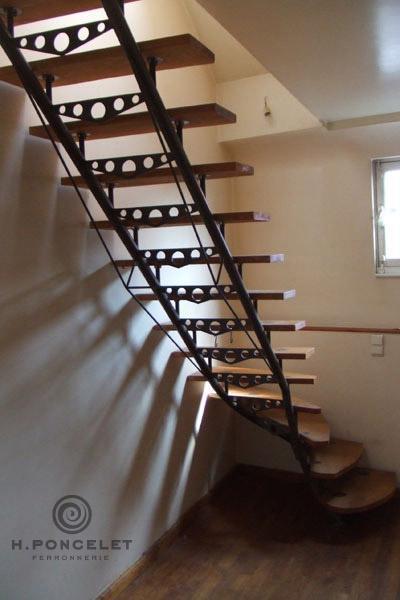 Escalier - Ferronnerie